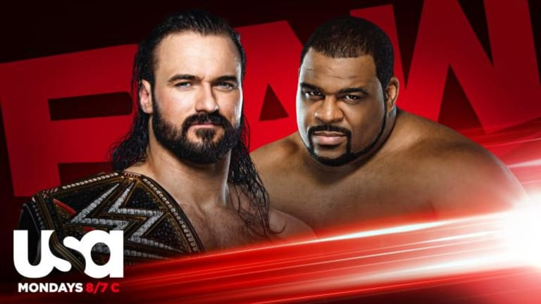 WWE Monday Night RAW Preview (9/21/20)