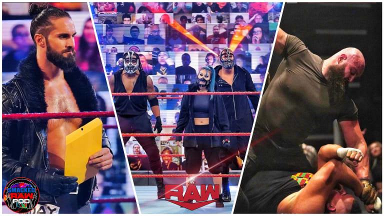 Retribution Signed WWE Contract?! Raw Recap 9/22/20