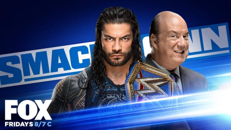 WWE SmackDown Preview (9/25/20)