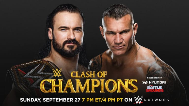 WWE Clash Of Champions 2020 Preview