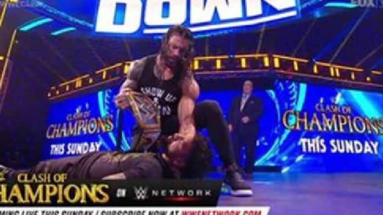 SmackDown Live (9/25/2020) Recap & Summary