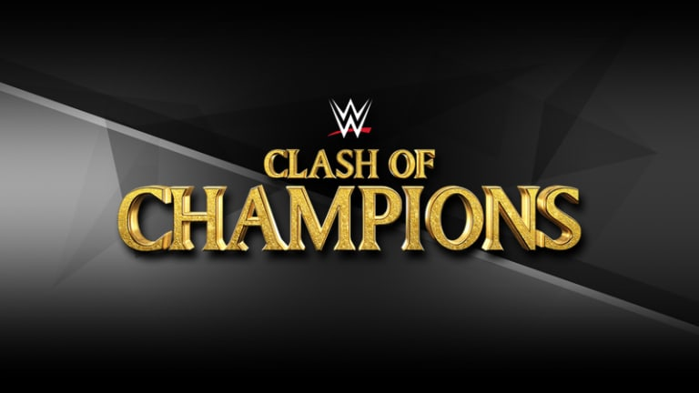 *BREAKING NEWS* Changes to Clash of Champions Match Card