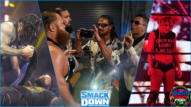 Who Will Sit At The Head Of The Table?! SmackDown Recap 9/25/20