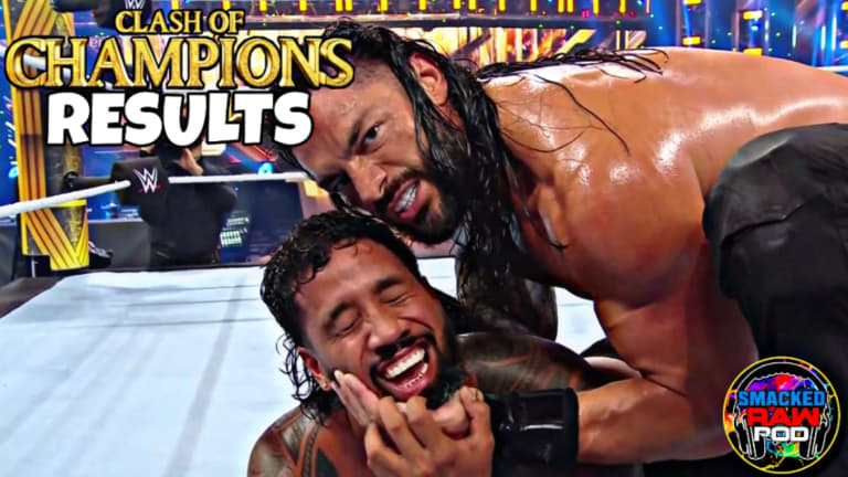 Psycho Roman Arrives! Clash of Champions Gold Rush Recap 2020