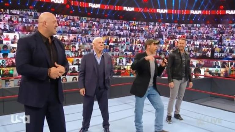 WWE Monday Night Raw (9/28) Recap & Summary