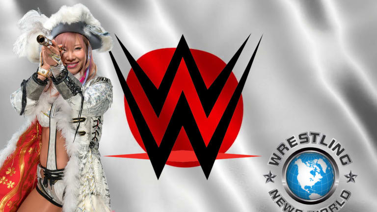 Friday Afternoon News Update: Kairi Sane Hints at WWE Japan Operations, NXT Leaving Full Sail