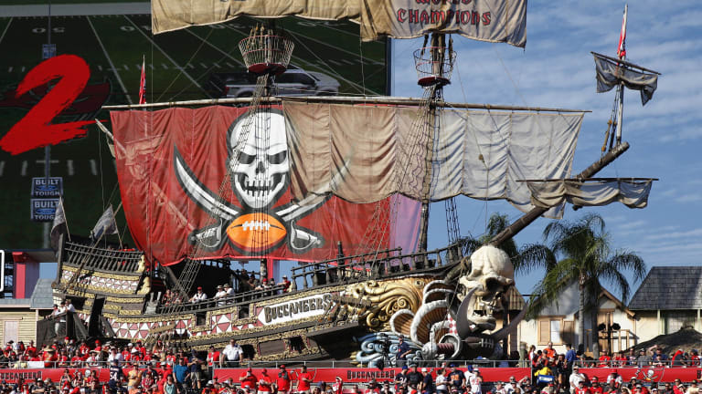 WrestleMania 37 Reportedly Moving To Tampa Bay