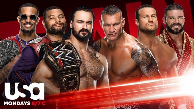 WWE Monday Night Raw (10/5/20)Recap & Summary