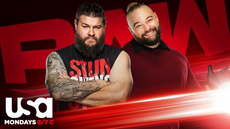 WWE Monday Night RAW Preview(10/5/20)
