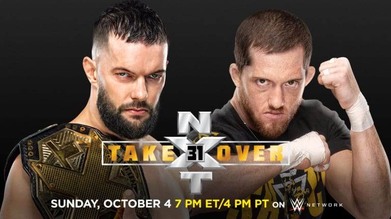 NXT TakeOver 31 LIVE Coverage and Results (10/4/20)