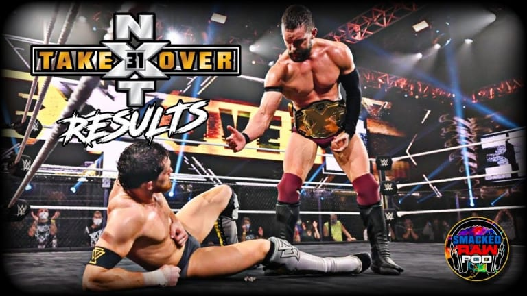 NXT Takeover 31 Results!