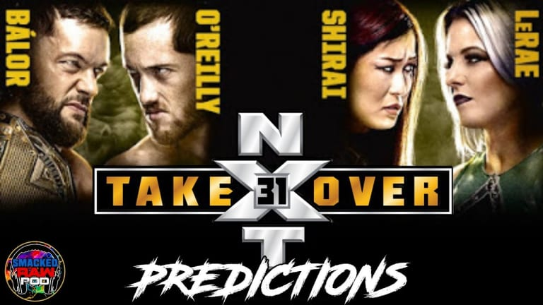 NXT Takeover 31 Predictions
