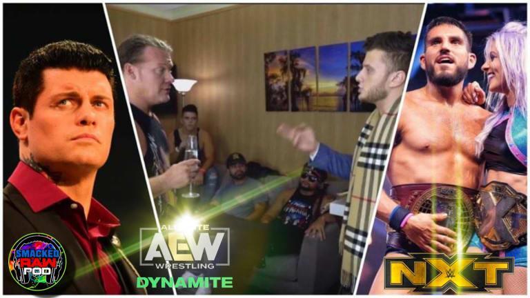 AEW, NXT RECAP Super Show 9/30/20