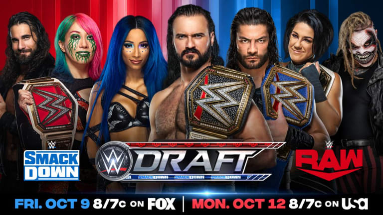 WWE Friday Night SmackDown! Live Coverage and Results (10/9/2020)