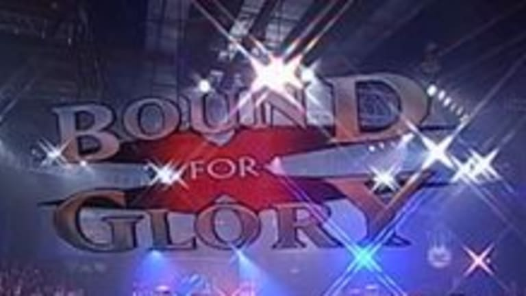 WNW Retro Review First Watch TNA Bound for Glory 2005