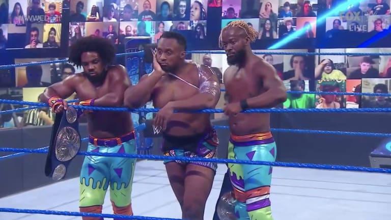 WWE Friday Night SmackDown (10/9/20) Recap & Summary