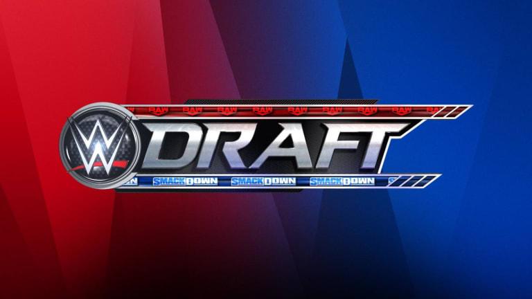 2020 WWE Draft Picks