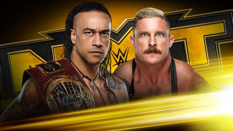 WWE NXT Preview (10/14/20)