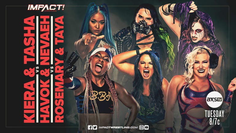 IMPACT Wrestling Results (10/13/20)