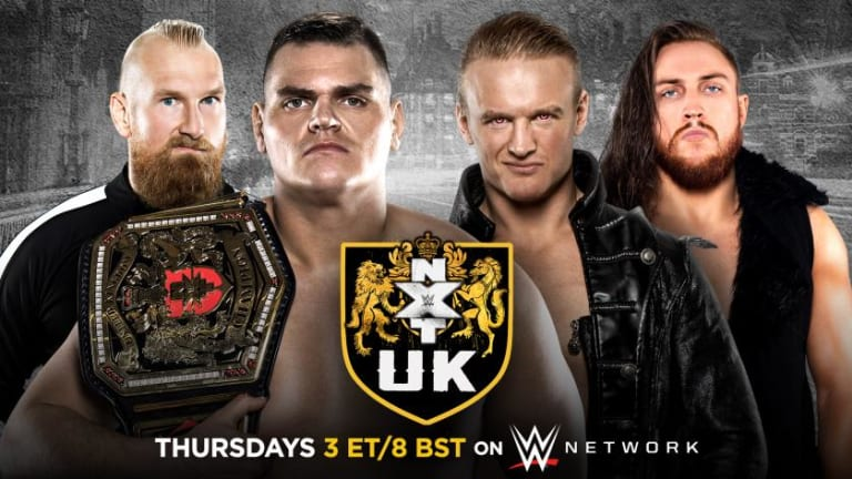WWE NXT UK Preview (10/15/20)