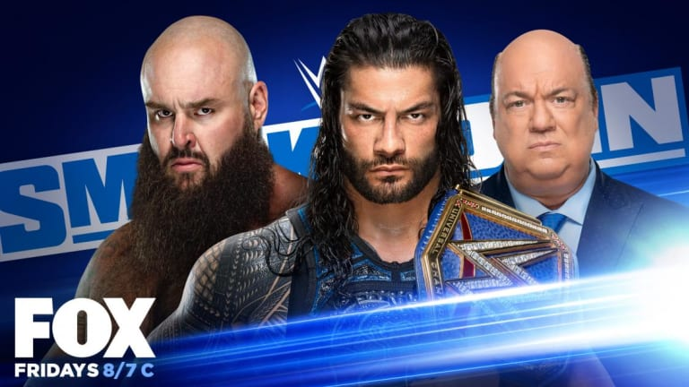 WWE Friday Night SmackDown Recap & Summary (10/16/20)