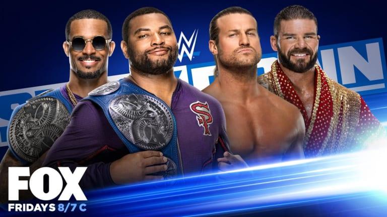 WWE Friday Night Smackdown Season Premiere (10/16/20)