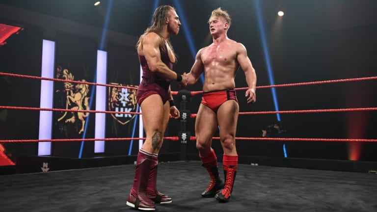 WWE NXT UK Results (10/15/20)