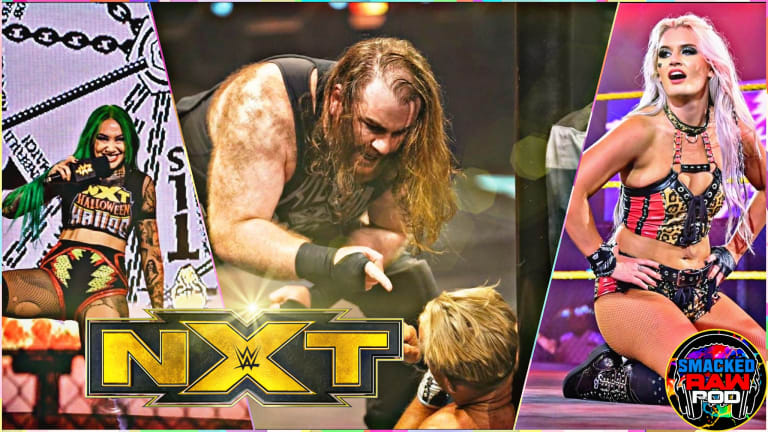 #1 Contender's Decided! NXT Recap 10/15/20