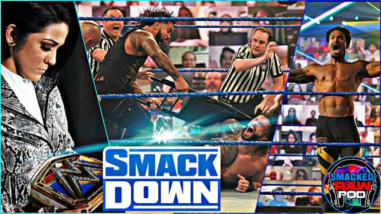Season Premier of SmackDown! Bayley Refuses to Sign! SmackDown Recap Podcast 10/16/20