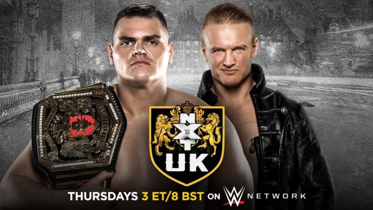 NXT UK Preview (10/22/20)