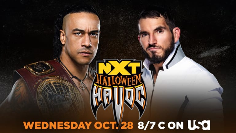 NXT Halloween Havoc Preview (10/28/20)