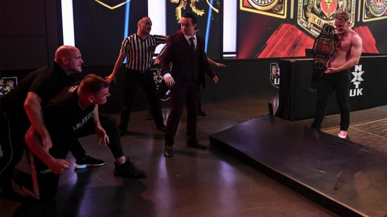 NXT UK Results (10/22/20)