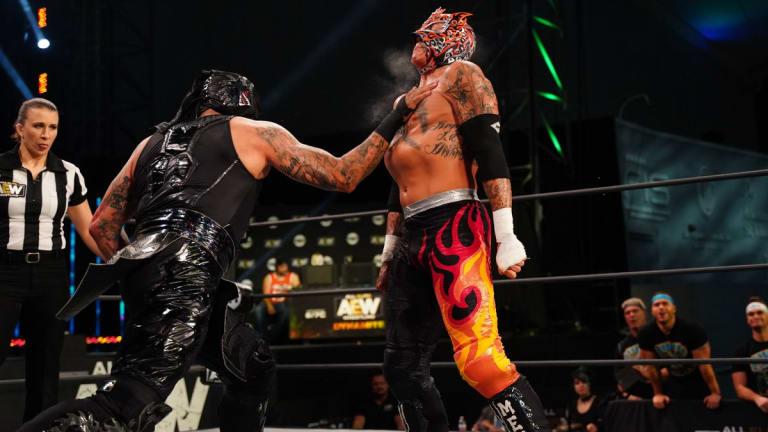 Rey Fenix Injured, Replaced By Penta El Zero M In AEW World Championship Tournament