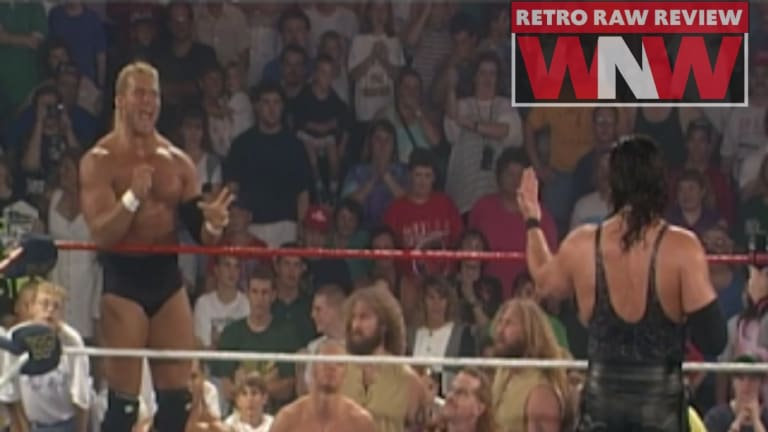 WNW Retro Review First Watch: In Your House 2 Go Home Show July 17th, 1995