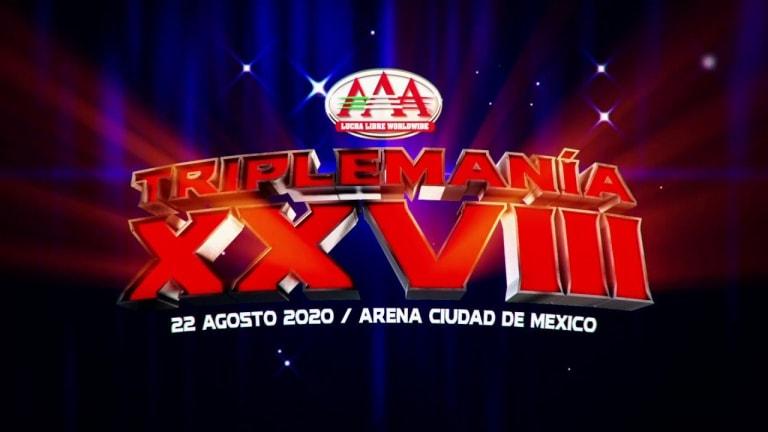 Kenny Omega to defend AAA Mega Championship against Laredo Kid at Triplemania 28