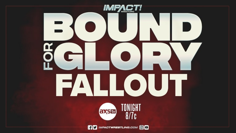 Bound for Glory Fallout Preview: The Wedding of Rosemary and John E Bravo (10/27/20)