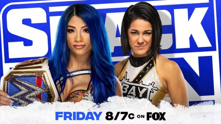 WWE Friday Night Smackdown Preview (11/6/20)