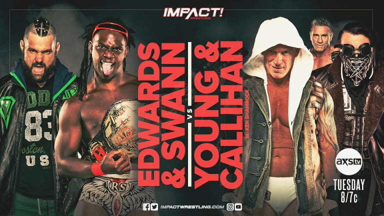 Impact Wrestling Results (11/3/20)