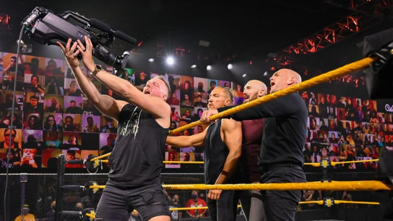 WWE NXT Results (11/4/20)