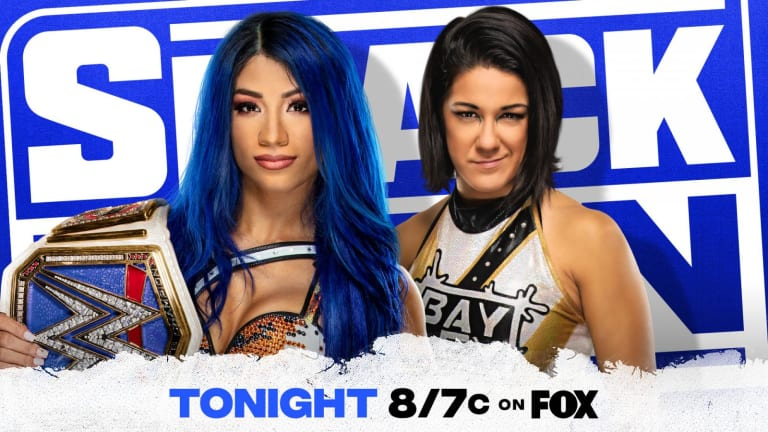 WWE SmackDown LIVE coverage and commentary (11/6/2020)