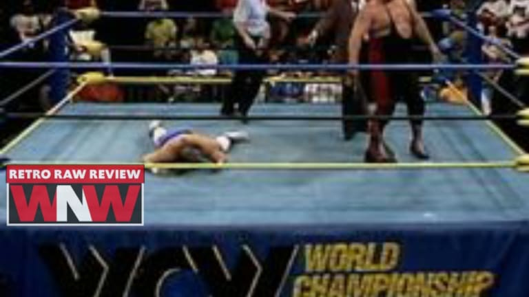 WNW Retro Review First Watch: SuperBrawl 3 Go Home Show February 20th, 1993