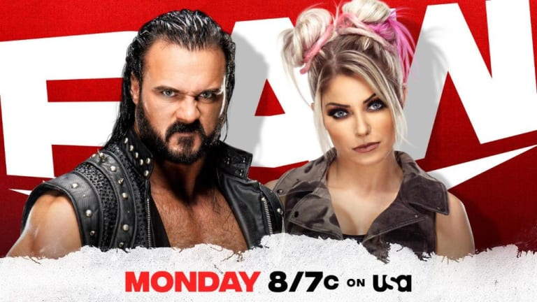 WWE Monday Night RAW Preview (11/9/20)