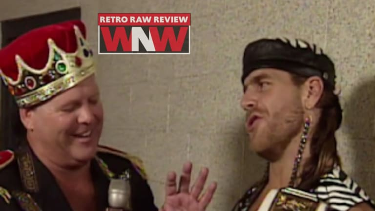 WNW Retro Review First Watch RAW July 31st, 1995