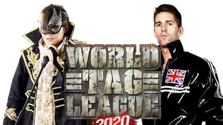 World Tag Team League 2020 Entrants and Bracket Announced