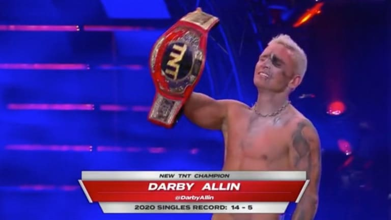 5 Dream Matches Now That Darby Allin Is TNT Champion