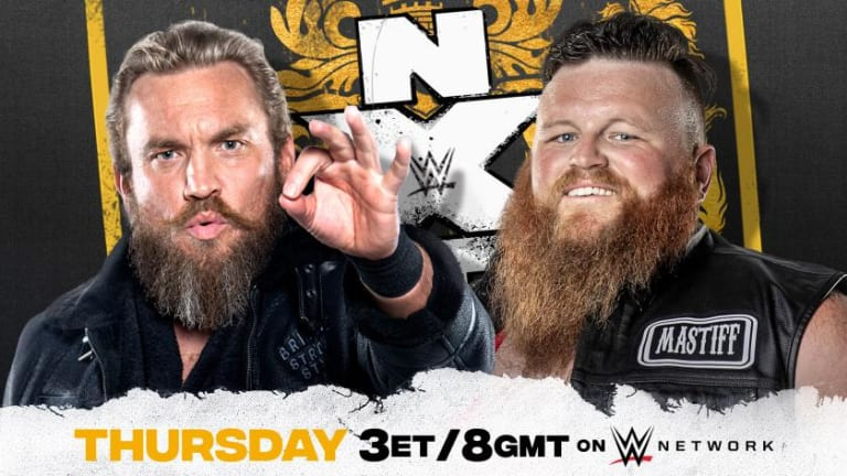 WWE NXT UK Preview (11/12/20)