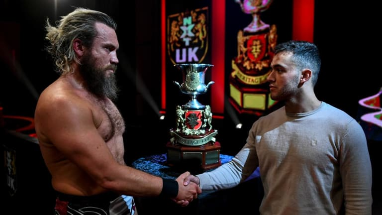 WWE NXT UK Results (11/12/20)