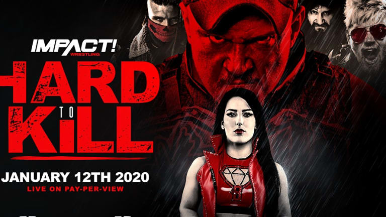 10 Interesting Facts About Impact Wrestling's Hard To Kill 2020