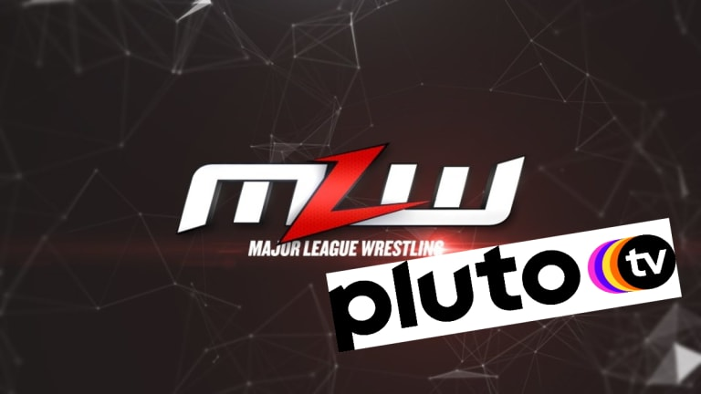 MLW Fusion On Pluto TV