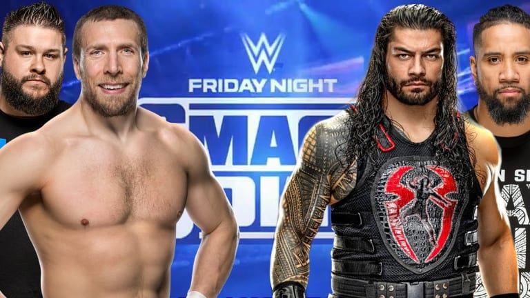 WWE SmackDown LIVE Coverage and Results (11/13/2020)
